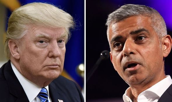 Knives and Hypocrisy: Trump calls out Khan