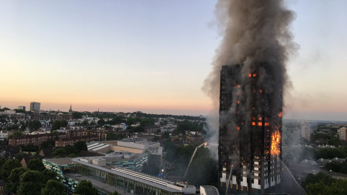GRENFELL- 2 Years On And Still No Accountability