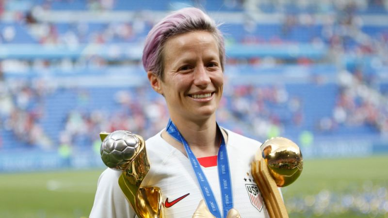 Is Megan Rapinoe Inspiring a New Age of Dominance in Women's Football?