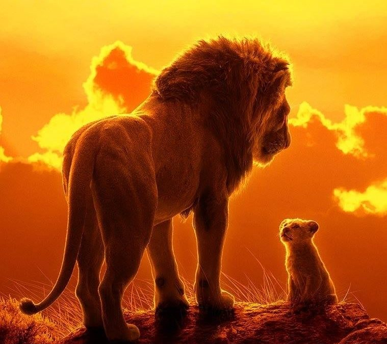 The Lion King: A Story of Hope For Black Fathers Everywhere
