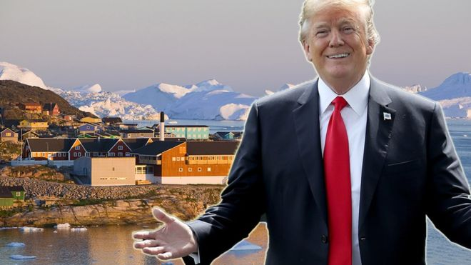 Why does Trump want to buy Greenland?