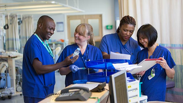 The NHS has a Diversity Problem which needs attention