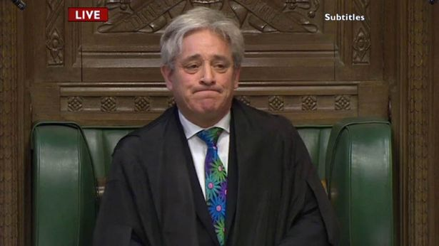 John Bercow: What Is His Legacy?