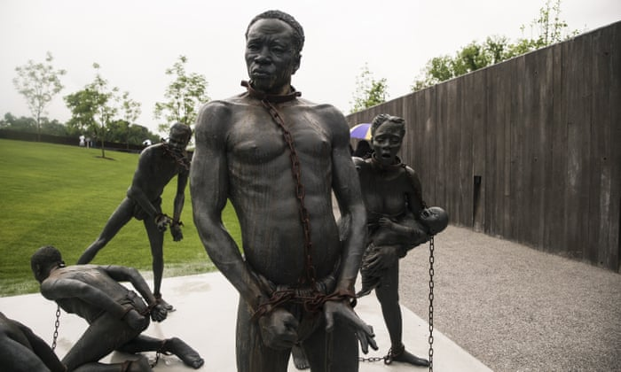 Slavery museums do not stop racism.