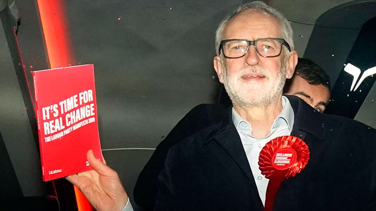 Corbyn won the wrong argument