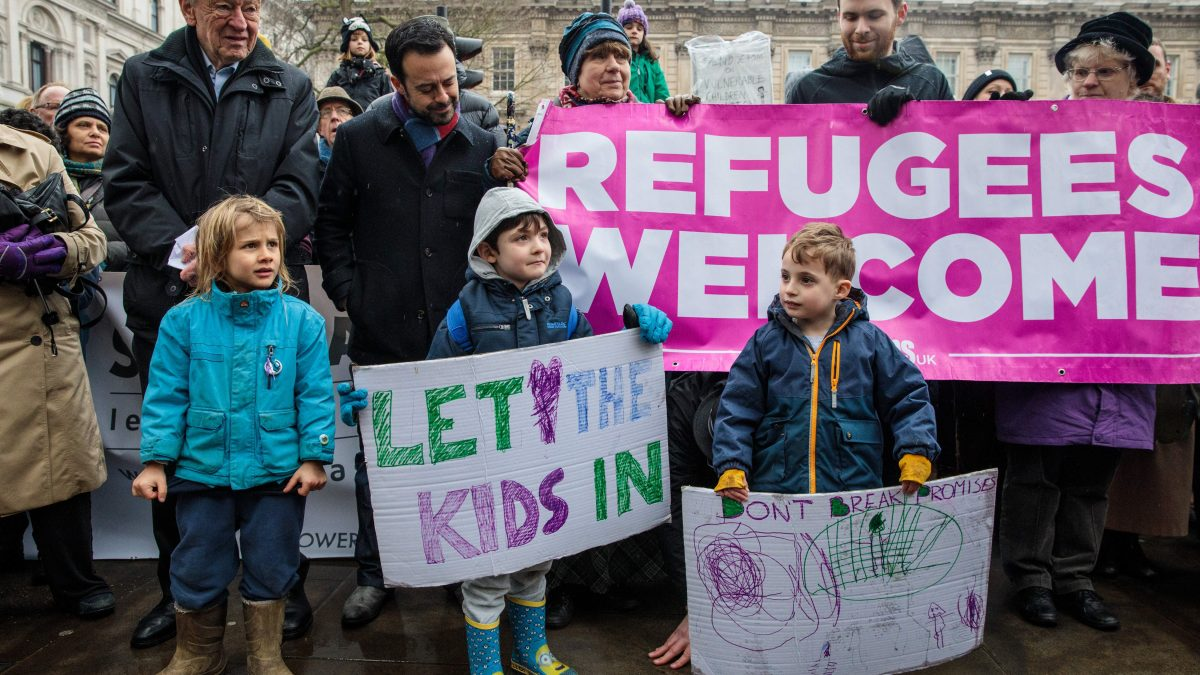On Holocaust Memorial Day, how will we be remembered for our treatment of child refugees?