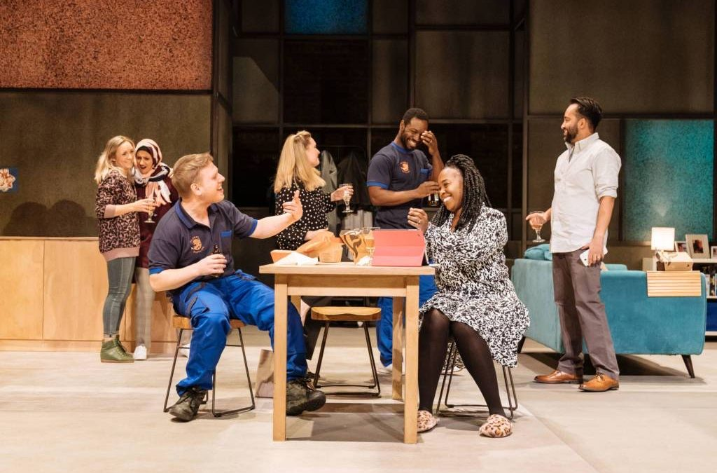A Kind of People: can we explore race and relationships on stage? (3.5/5 stars)